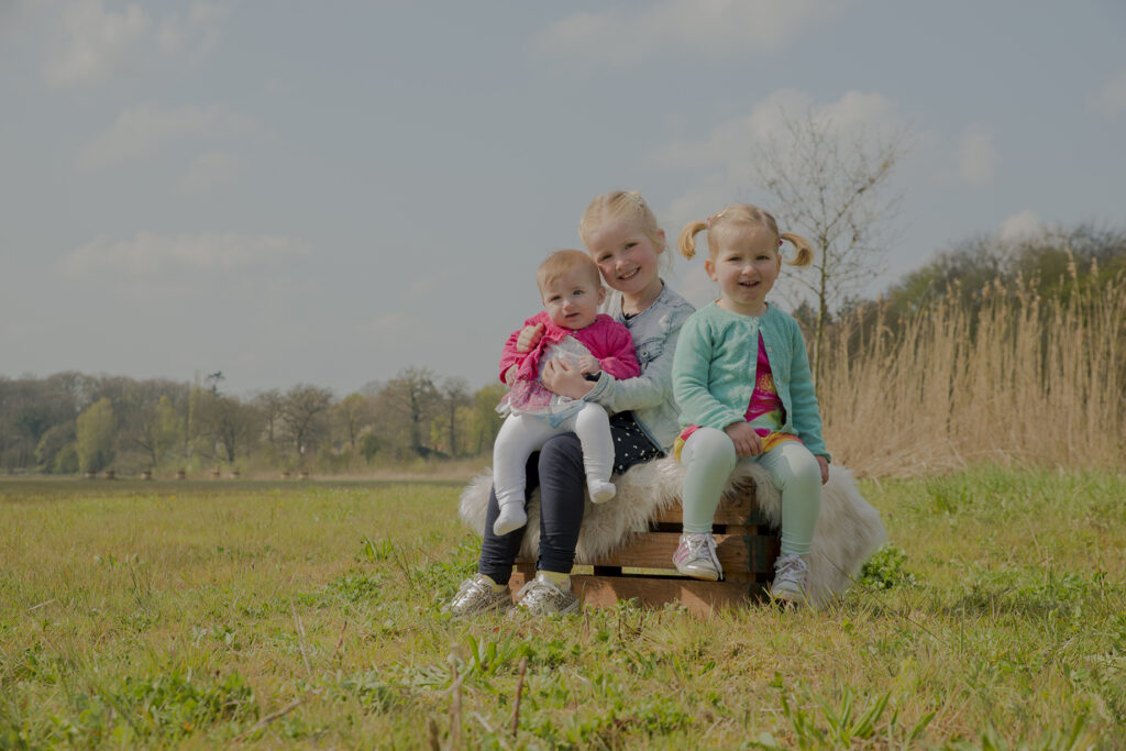 Outdoor familie fotoshoot